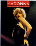 MADONNA : THE NEW ILLUSTRATED BIOGRAPHY -  UK 1990 BOOK
